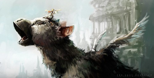 The Last Guardian fan art: Tinhan | by PlayStation.Blog