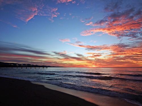 andalucia amanecer costadelsol marbella málaga mar mediterráneo malaga españa spain sunrise