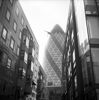 The Gherkin - 1 | by redspotted