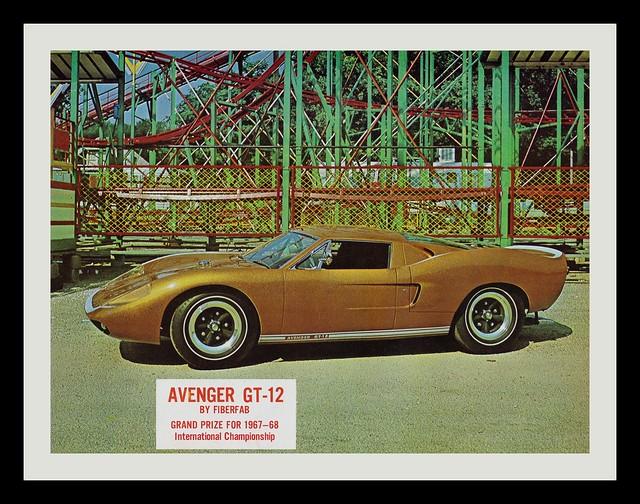 Avenger GT-12, 1967