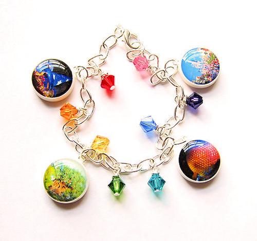 Walt Disney World Charm Bracelet