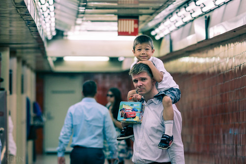 Subway Riding | by joshkehn