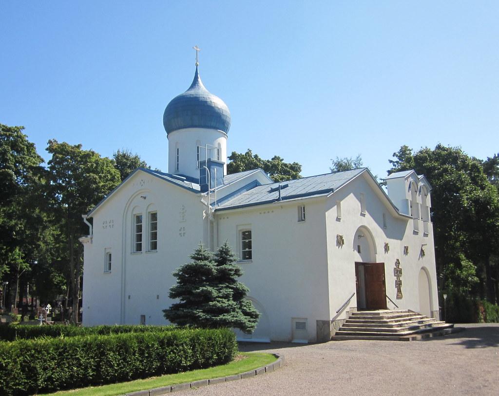 Helsingin Ortodoksinen Hautausmaa