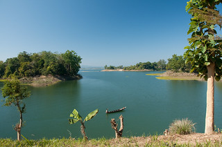 Kaptai Lake, Bangladesh