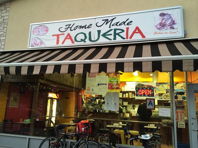 火, 2014-04-08 19:33 - Home Made Taqueria