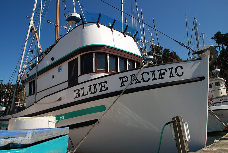 The FV Blue Pacific