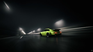 Need For Speed - RWB Porsche 930 | by Nux Creative Works