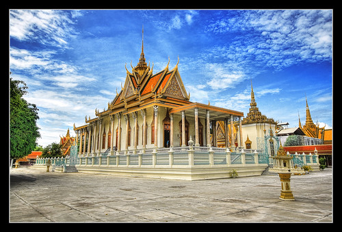 phnompenh royalpalace cambodia canon dslr eos hdr hdri spiegelreflexkamera slr