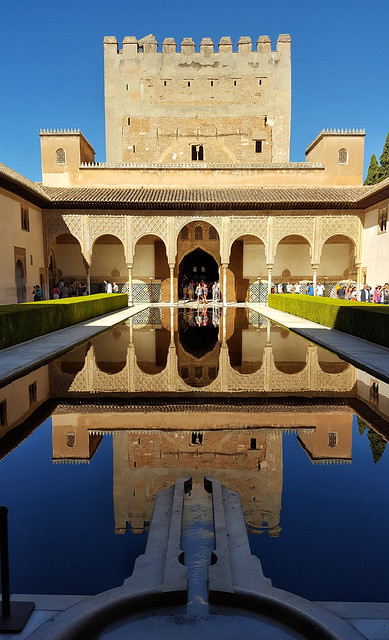 At the Alhambra