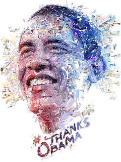 #ThanksObama (for 8 years of historic progress)