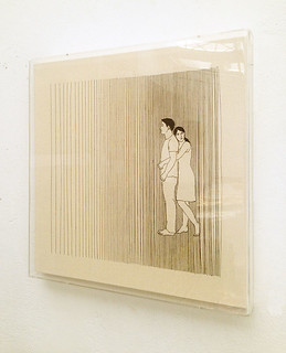 :moldura para obra Bel Barcellos | by Joana Angert 21- 2221.6536