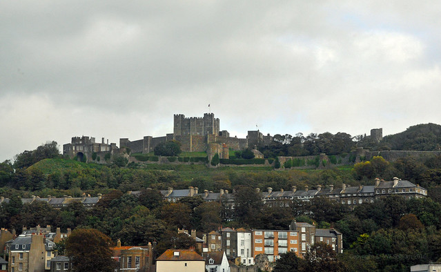 Old Dover and the Castle