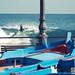 Kitesurfing a windsurfing jsou na Sicílii super celý rok.  V zimě tento největší ostrov Středozemního moře dokonce dostává swellovou nadílku, která umožnuje i klasické surfování na vlnách., foto: archiv autora