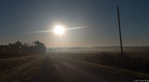 sunrise iowa gravel
