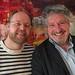 Volker Brandt und Gerrrit Schmidt Foß im Mixwerk für Ayondo Spot