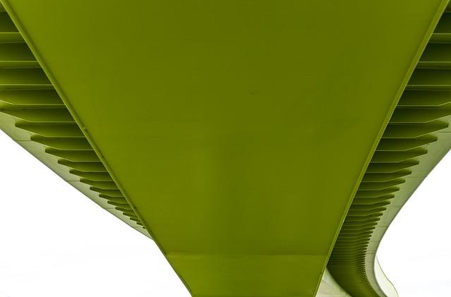 Green underpass