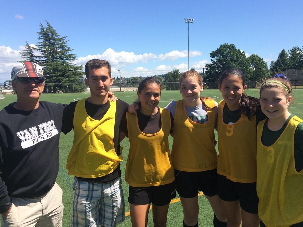 Vancouver - Van Tech High School - Play it Forward - Jun 12 2015