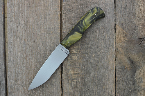 Karis Fisher Custom Knives