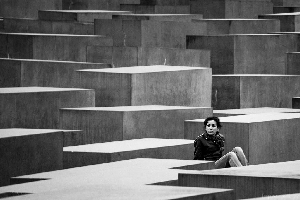 Self p. in Berlin
