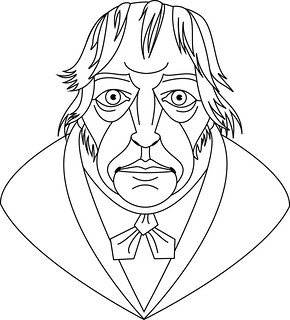 Georg Wilhelm Friedrich Hegel | by jholbo