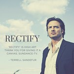 #Rectify is high art. Thank you for giving it a canvas, @SundanceTV