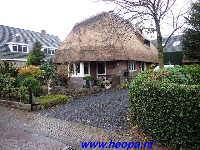 2016-11-09  Gooimeer tocht   25 KM   (130)