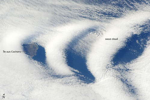 clouds nasa iss