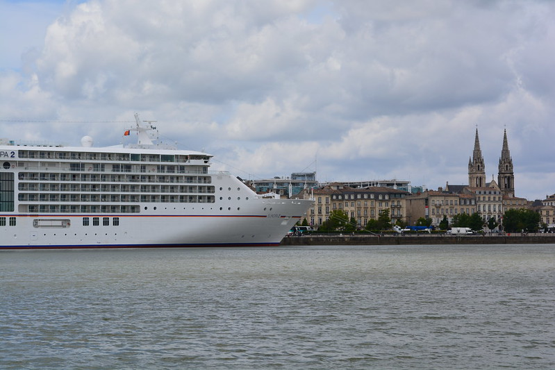MS EUROPA 2 - Bordeaux - 19 mai 2013