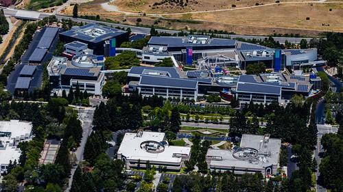 Google Campus, Mountain View