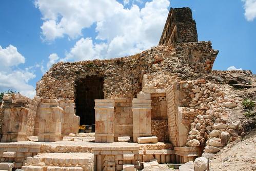 Kabah: des fouilles à la restauration