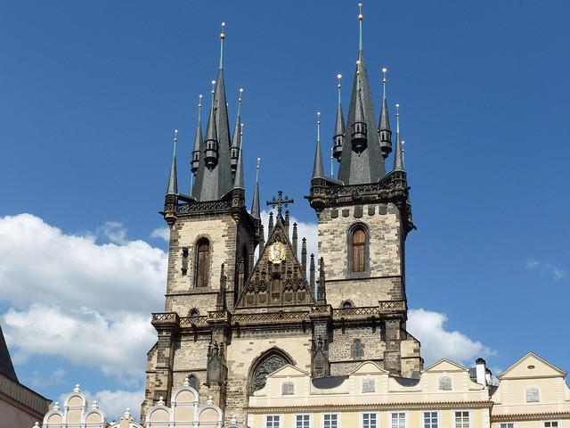 Týnská škola - Prague, Czech Republic