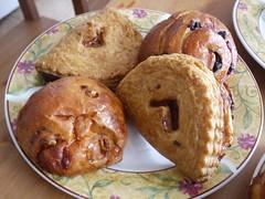 水, 2013-06-26 08:39 - Fous Dessert のパン