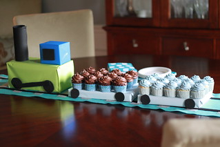 Carter's Simple Train Party | by anythingpretty