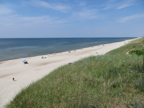 Baltic sea, beach and dunes | by Bernt Rostad