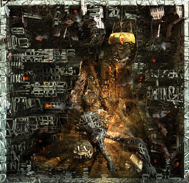 Ecce Homo 139 - HOMS - The State of hell