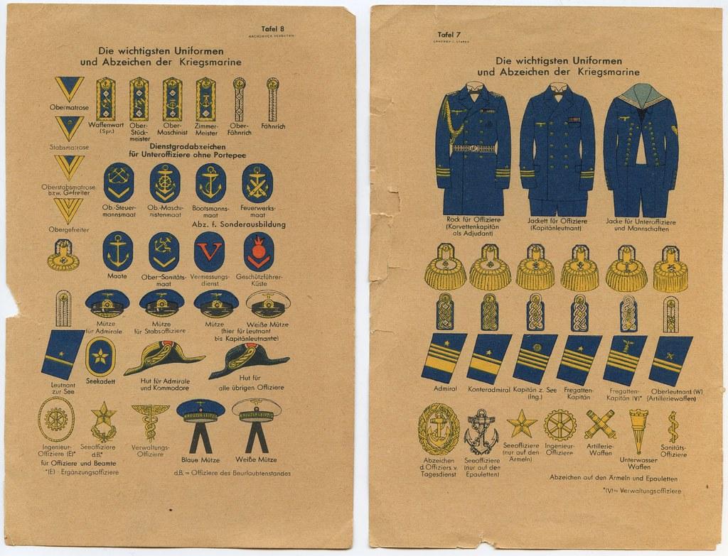 dienstgradabzeichen marine