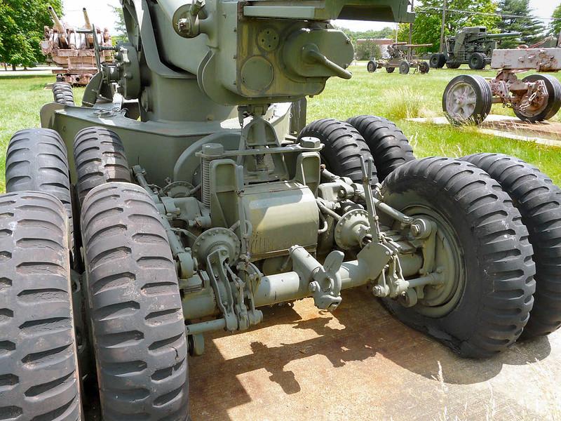 M115 203mm Howitzer (3)