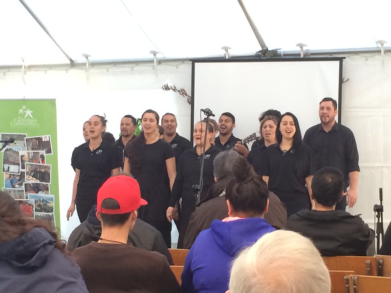 Kapa haka performance