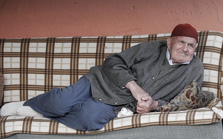 Dede / Grandfather | by Güven Gül