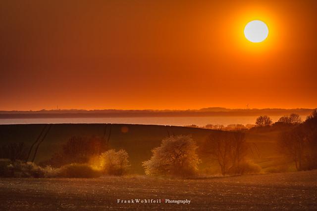 Sun over the Eastsea