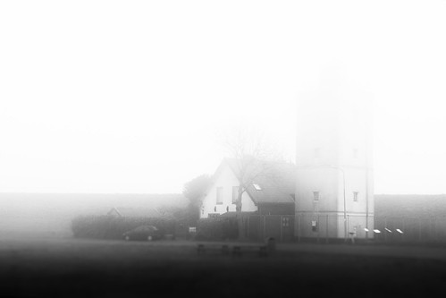 Fading Lighthouse
