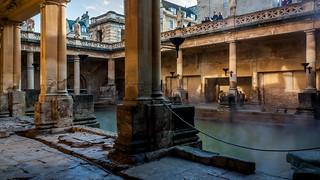 Roman Baths - Bath-2