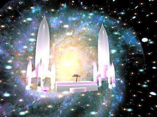 Lea 19 - Art Rocket - Rocket Gates Arrival | by mromani50