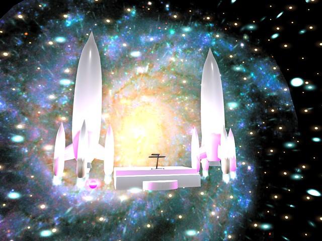 Lea 19 - Art Rocket - Rocket Gates Arrival