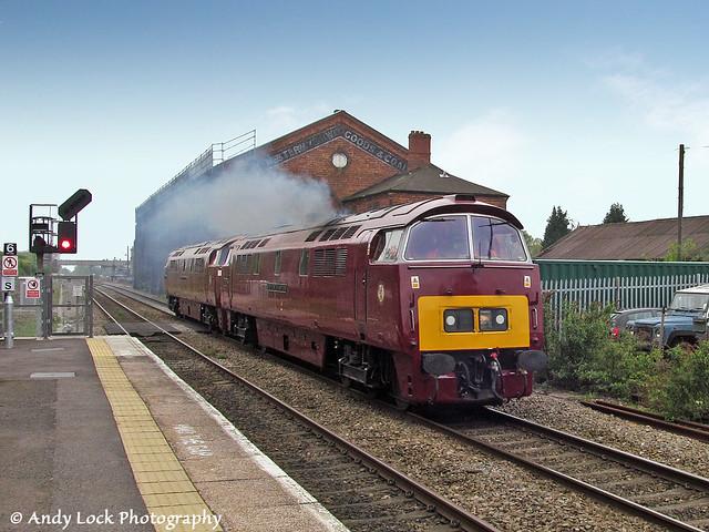 BR Class 52: D1015