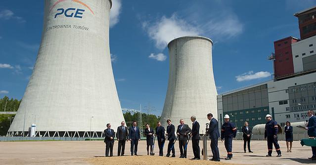 Wizyta w Elektrowni Turów