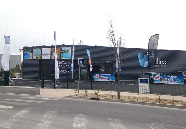 Showroom - Hydro Sud Cormontreuil
