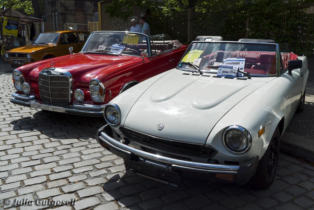 Oldtimertage Berlin   29. Oldtimertage (29th Classic Cars