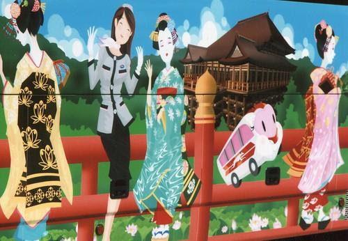 圖05.歡迎來日本世界遺產-清水寺