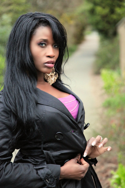 Seductress Queen Sabine Mondestin, Play with me :)